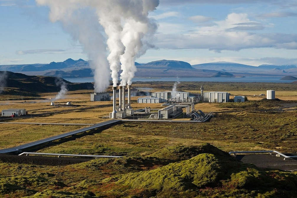 Sustainable Energy through Geothermal Construction