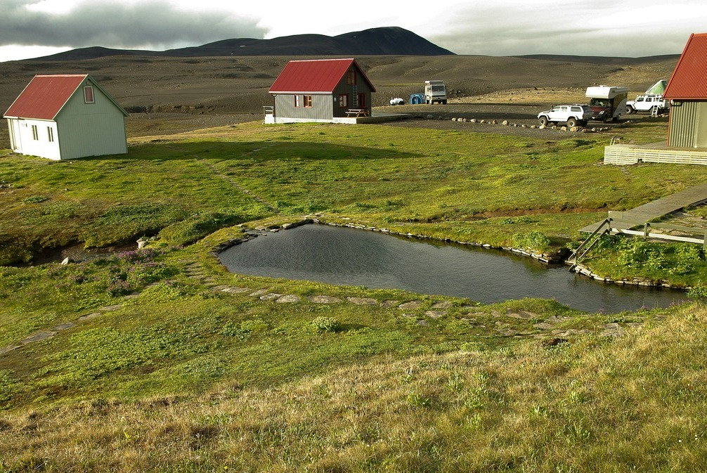 Iceland has long harnessed energy from hot springs and other sources to heat and power its buildings.